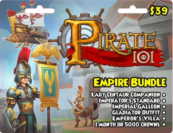 A New Pirate101 Bundle?! - The Simple Swashbuckler